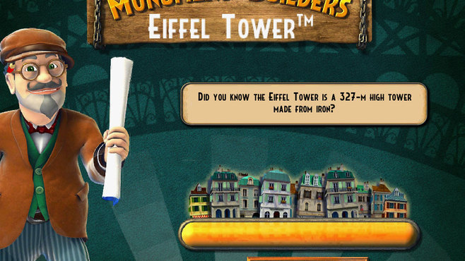 Monument Builders: Eiffel Tower Screenshot 11