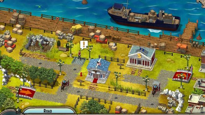 Monument Builders: Statue of Liberty Screenshot 3