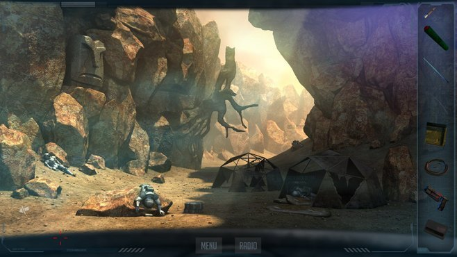 Morningstar: Descent to Deadrock Screenshot 8