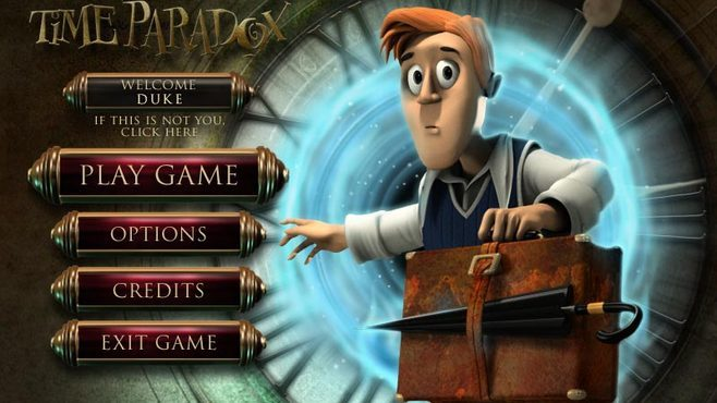 Mortimer Beckett and the Time Paradox Screenshot 3