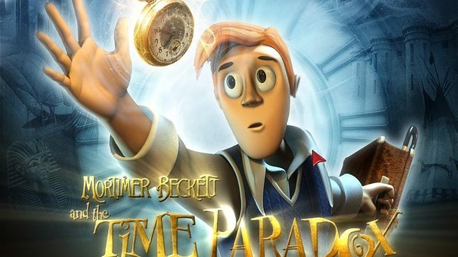 Mortimer Beckett and the Time Paradox Screenshot 5