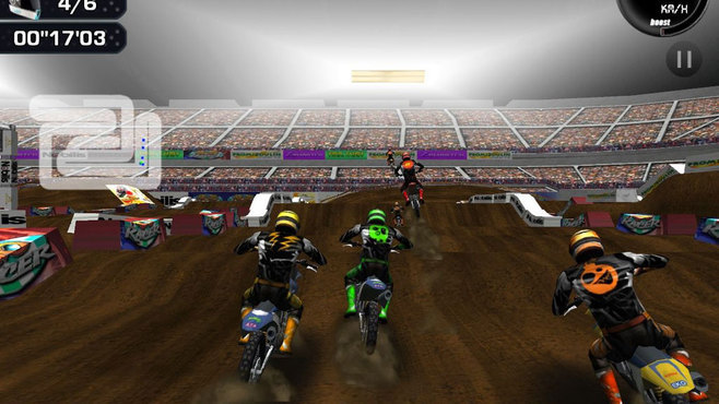 Moto Racer 15th Anniversary Screenshot 1