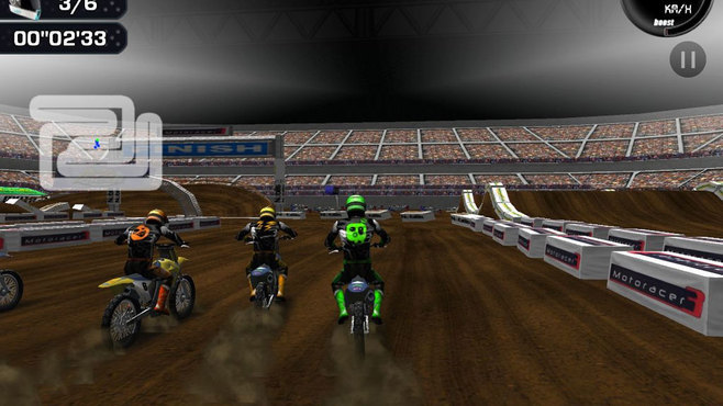 Moto Racer 15th Anniversary Screenshot 2