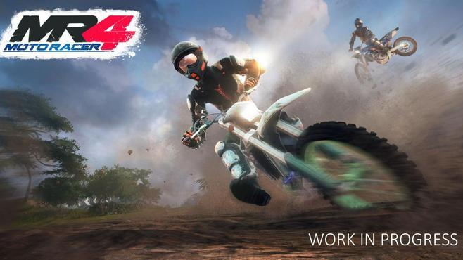 Moto Racer 4 Screenshot 1