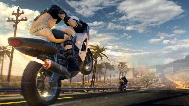 Moto Racer 4 Screenshot 6