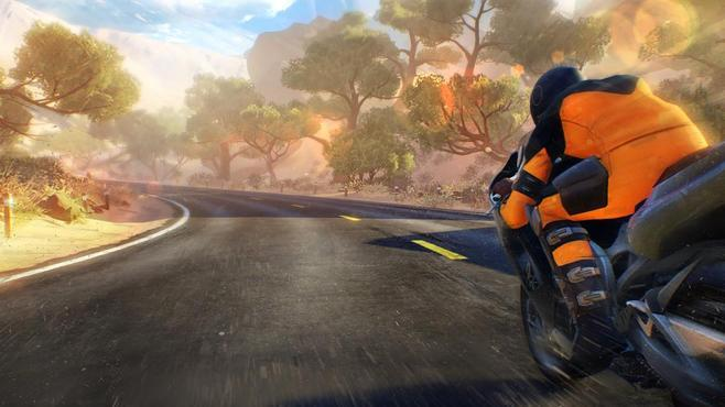 Moto Racer 4 Screenshot 9