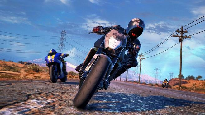 Moto Racer 4 - Deluxe Edition Screenshot 11