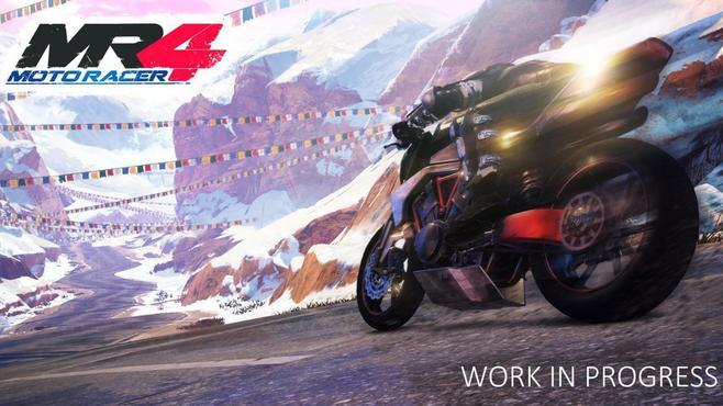 Moto Racer 4 - Season Pass Screenshot 2