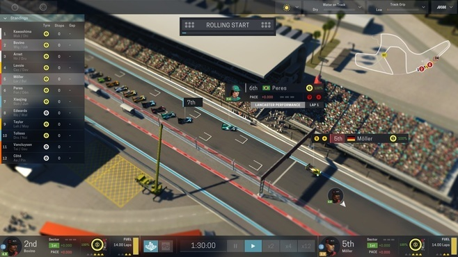 Motorsport Manager - Endurance Series Screenshot 6
