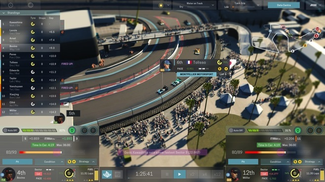 Motorsport Manager - Endurance Series Screenshot 8