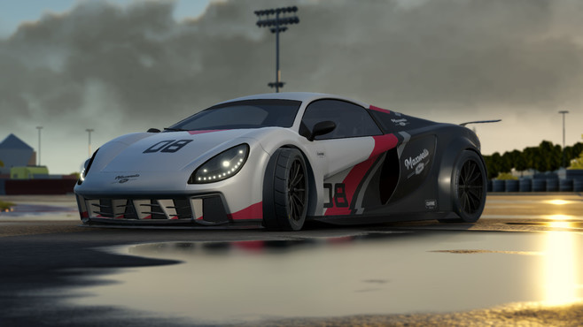 Motorsport Manager - GT Series Screenshot 1