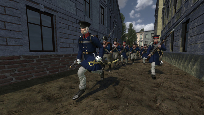 Mount & Blade: Warband - Napoleonic Wars Screenshot 7