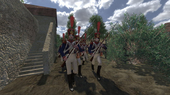 Mount & Blade: Warband - Napoleonic Wars Screenshot 10