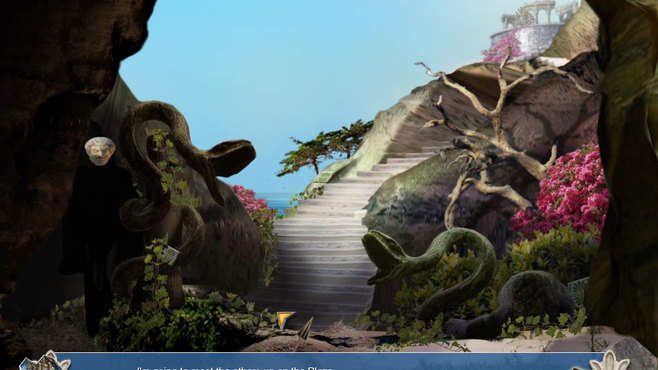 Murder Island: Secret of Tantalus Screenshot 1
