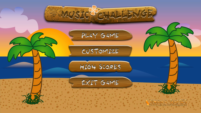 Music Challenge Screenshot 3
