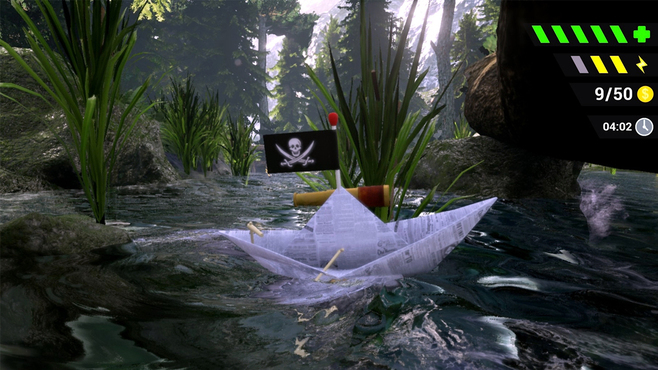 My Paper Boat Screenshot 1
