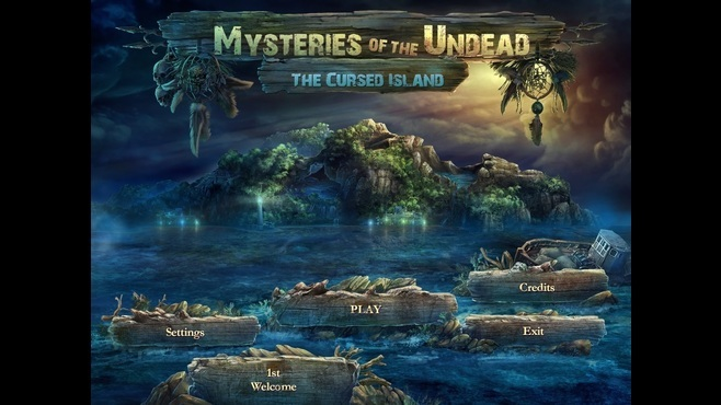 Mysteries Of The Undead Cursed Island Screenshot 12