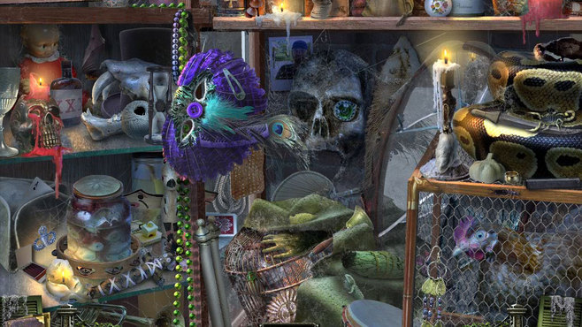 Mystery Case Files: 13th Skull Collector's Edition Screenshot 5