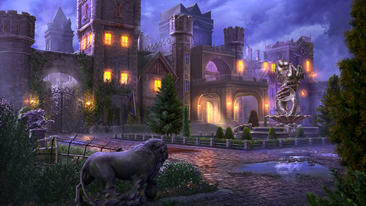 Mystery Case Files: Black Crown Collector's Edition Screenshot 1