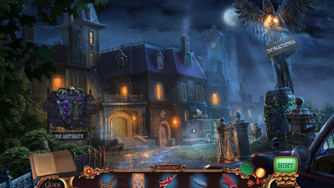 Mystery Case Files: Broken Hour Collector's Edition Screenshot 1
