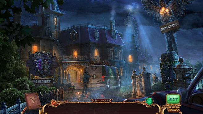 Mystery Case Files: Broken Hour Collector's Edition Screenshot 2
