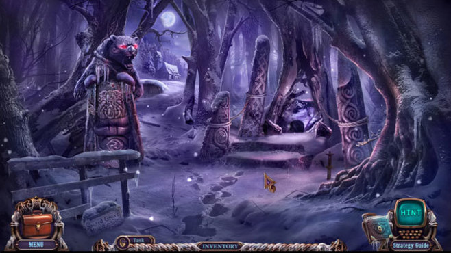 Mystery Case Files: Dire Grove, Sacred Grove Collector's Edition Screenshot 1