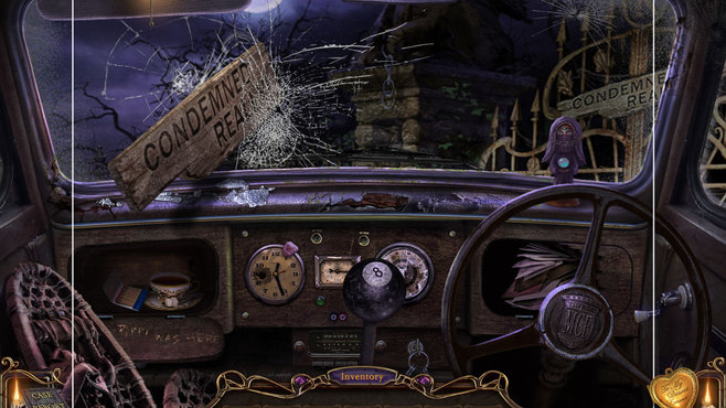 Mystery Case Files: Escape from Ravenhearst Collector's Edition Screenshot 2