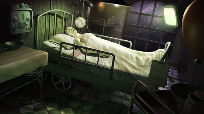 Mystery Case Files: Escape from Ravenhearst Collector's Edition Screenshot 3