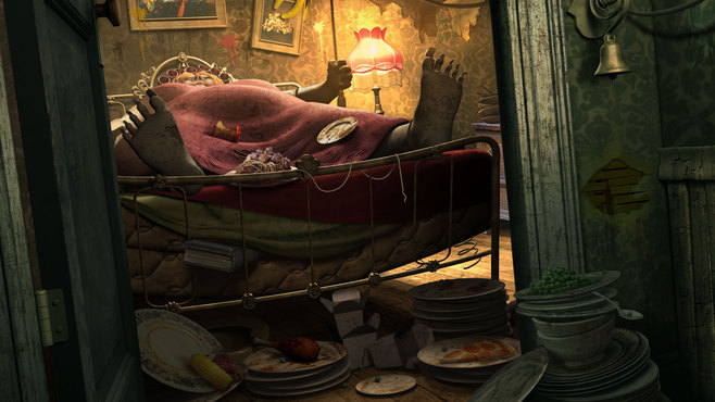Mystery Case Files: Escape from Ravenhearst Collector's Edition Screenshot 5