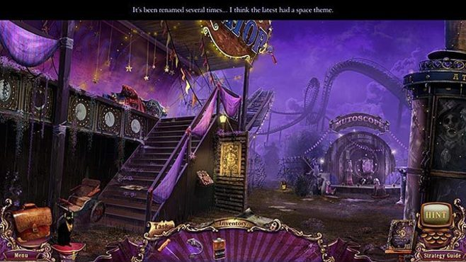 Mystery Case Files: Fate's Carnival Collector's Edition Screenshot 3