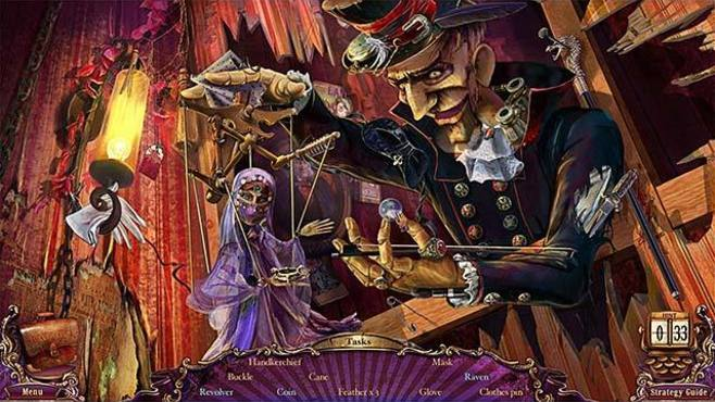 Mystery Case Files: Fate's Carnival Screenshot 5