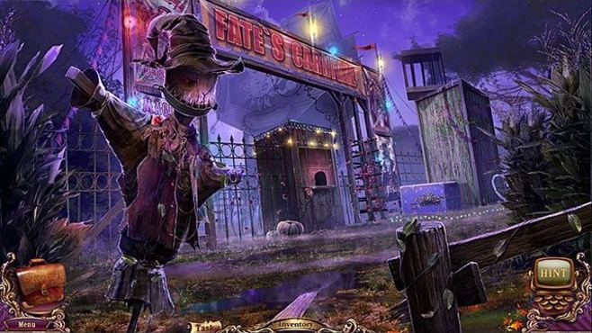 Mystery Case Files: Fate's Carnival Collector's Edition Screenshot 4