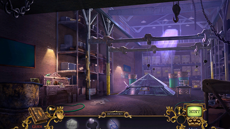 Mystery Case Files: Moths to a Flame Collector's Edition Screenshot 2