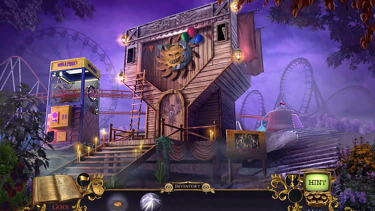Mystery Case Files: Moths to a Flame Collector's Edition Screenshot 1