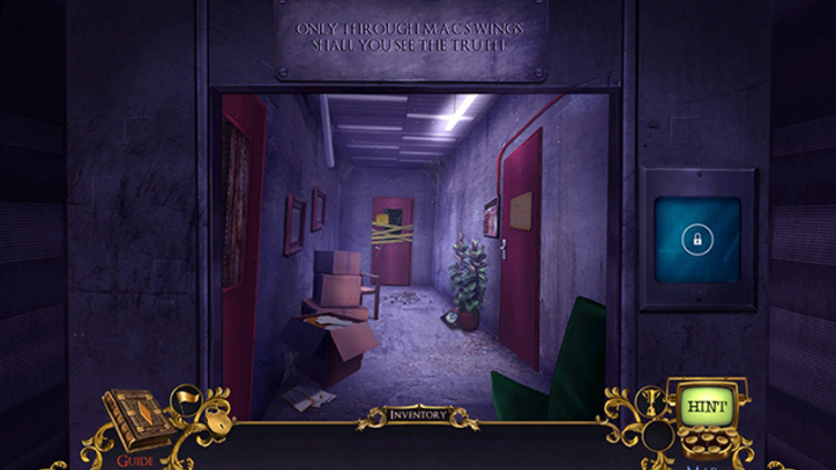 Mystery Case Files: Moths to a Flame Collector's Edition Screenshot 4