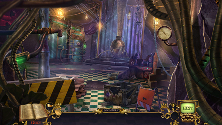 Mystery Case Files: Moths to a Flame Screenshot 1
