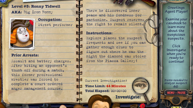 Mystery Case Files: Prime Suspects Screenshot 6