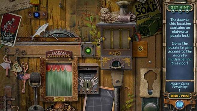 Mystery Case Files: Ravenhearst Screenshot 2