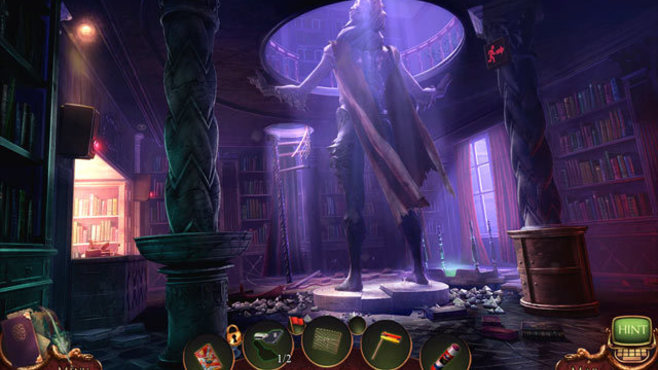 Mystery Case Files: The Black Veil Collector's Edition Screenshot 2