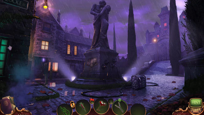 Mystery Case Files: The Black Veil Collector's Edition Screenshot 1