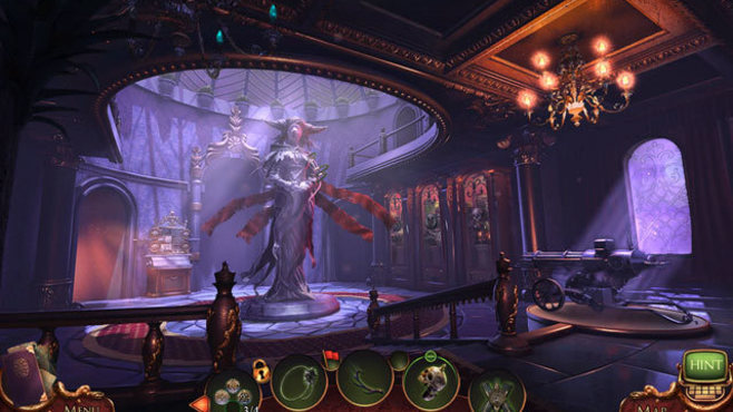 Mystery Case Files: The Black Veil Screenshot 1