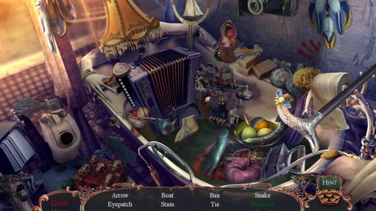 Mystery Case Files: The Countess Screenshot 3