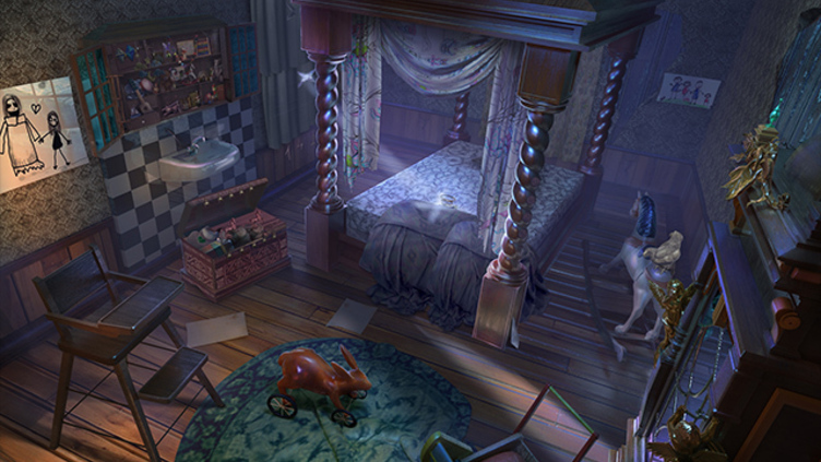 Mystery Case Files: The Countess Screenshot 1