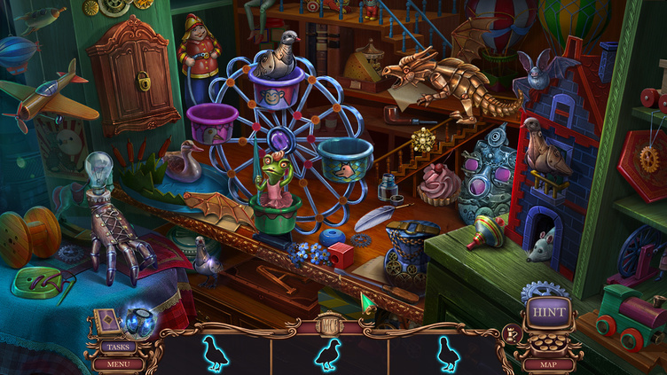 Mystery Case Files: The Harbinger Collector's Edition Screenshot 3