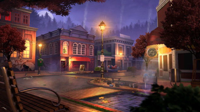 Mystery Case Files: The Revenant's Hunt Screenshot 1