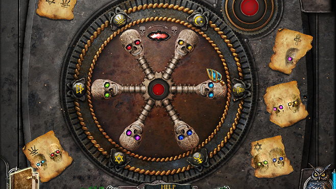 Mystery Heritage: Sign of the Spirit Screenshot 3