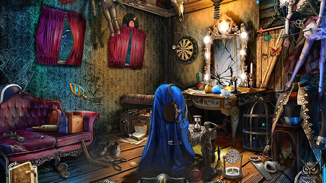 Mystery Heritage: Sign of the Spirit Collector's Edition Screenshot 4