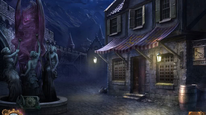 Mystery Legends: Beauty and the Beast Collector's Edition Screenshot 1