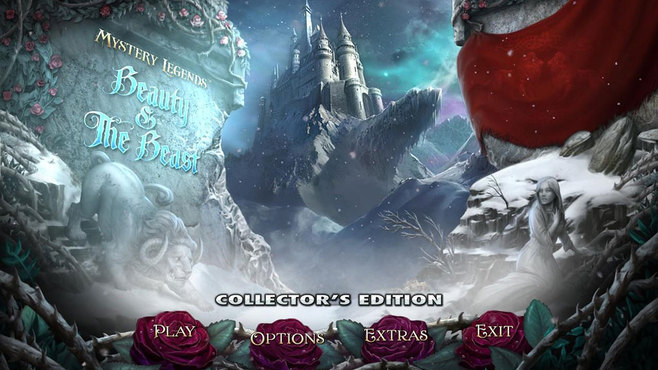 Mystery Legends: Beauty and the Beast Collector's Edition Screenshot 4
