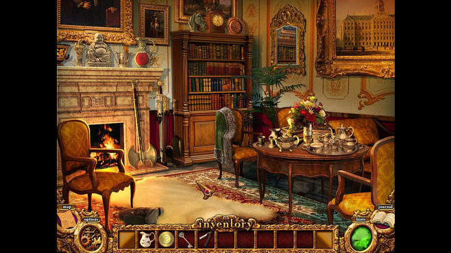 Mystery Murders: The Sleeping Palace Screenshot 4